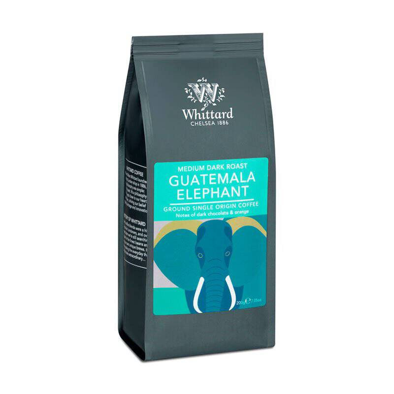 WHITTARD - Café molido Guatemala Elephant Whittard Paquete