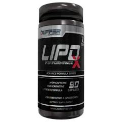 Kiffer - Suplemento Lipo X Performance