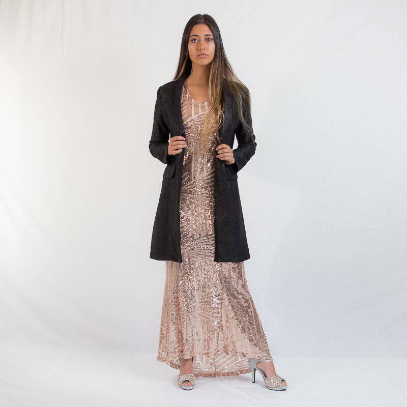 AZDEGIN - Abrigo Mujer
