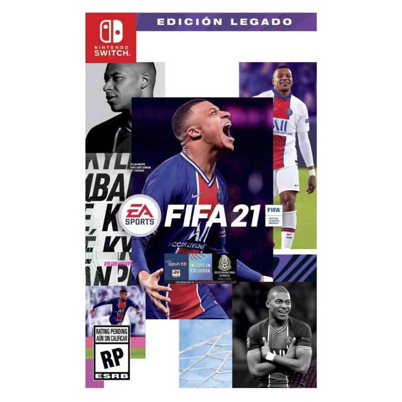 Nintendo - Fifa 21 Legacy Edition Switch