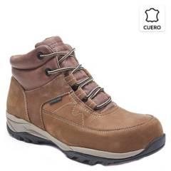 OVERLAND - Zapato De Seguridad Unisex Cuero