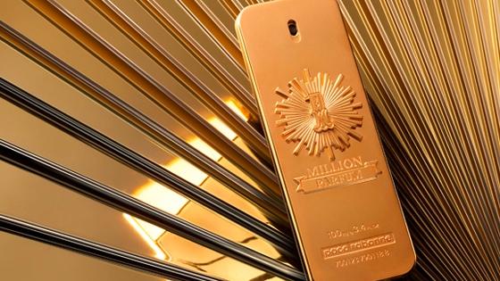 One Million Hombre Lingote Oro