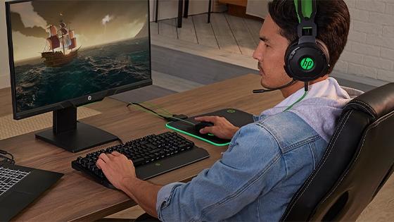 Teclado Mecánico HP Pavilion Gaming 500 con hasta 10 millones de clics