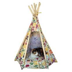FT2Y - Casa Para Gato Ruca Pequen