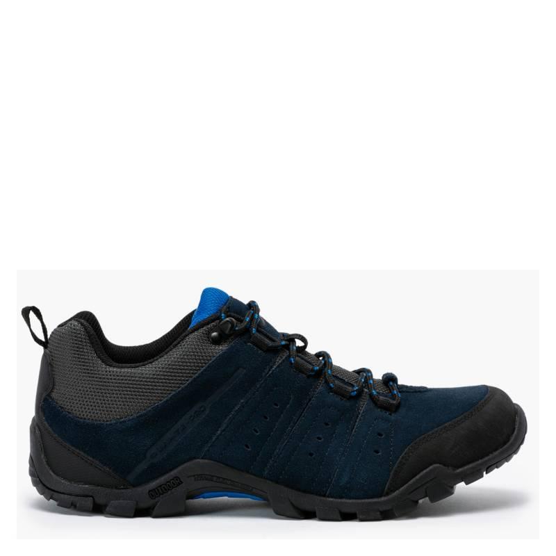 GUANTE - Zapato Casual Hombre Azul