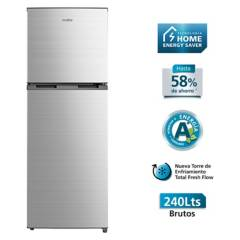 MABE - Refrigerador No Frost 222 lts RMN222PXLRS0