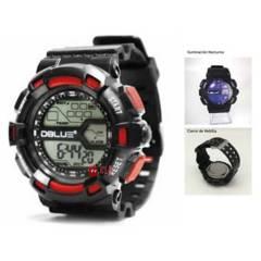 Dblue - Reloj Deportivo Sumergible 30Mt Colores Puntostore