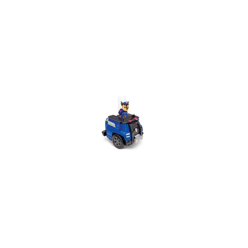 Chase Vehículo Con Figura De Lujo Paw Patrol
