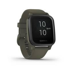 Garmin - Smartwatch Venu Sq Music Moss