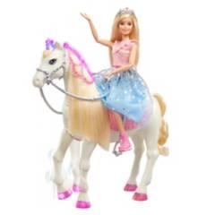 Barbie - Muñeca Barbie Adventures Morning Star