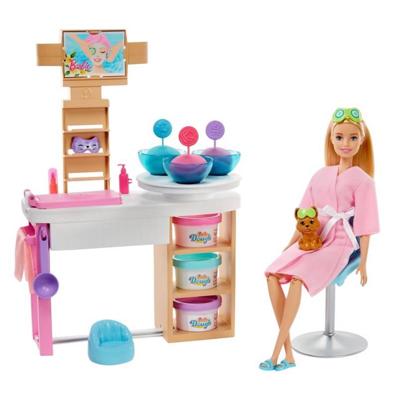 BARBIE - Muñeca Barbie Spa De Lujo
