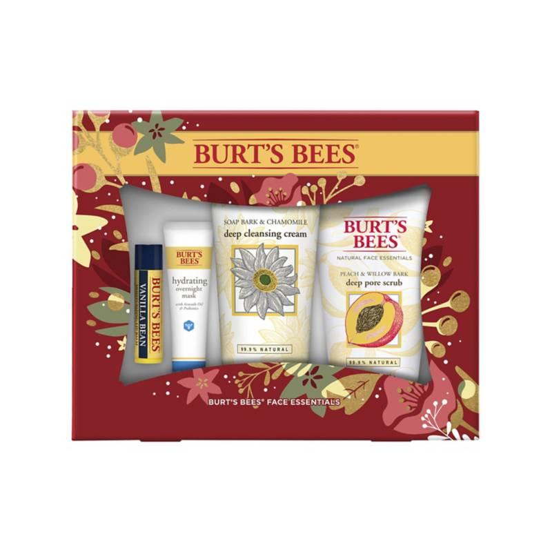 BURTS BEES - Kit Faciales Esenciales