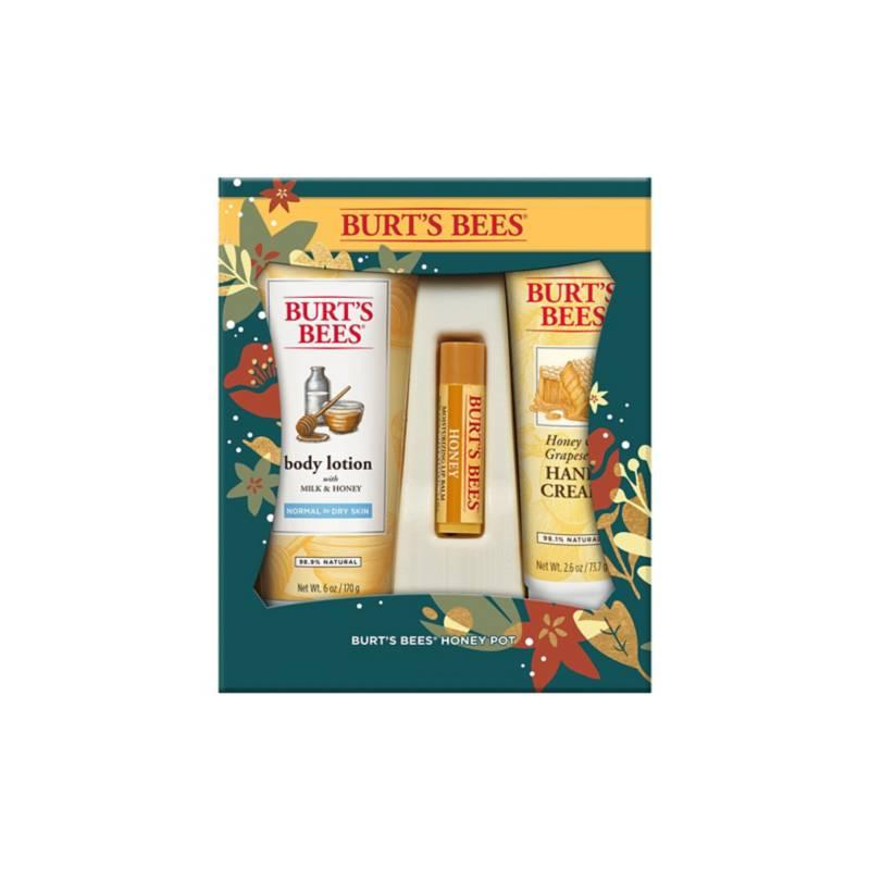 BURTS BEES - Kit Honey Pot