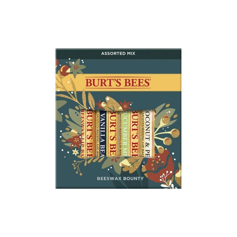 Burts Bees - Kit Surtido de Bálsamos con Cera de Abeja