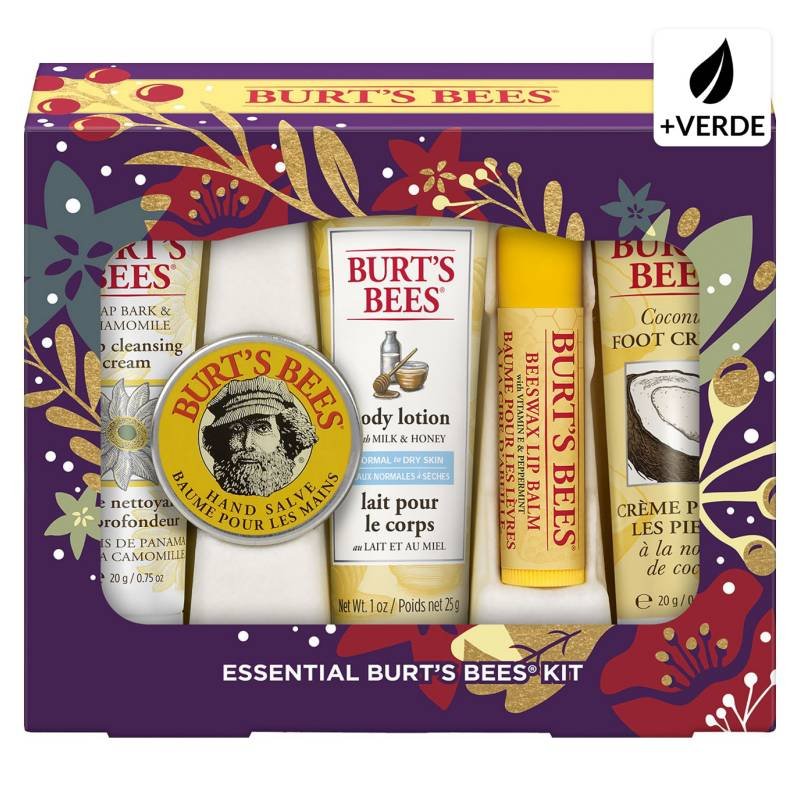 BURTS BEES - Kit Esenciales