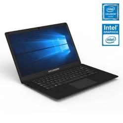 Hyundai - Notebook Intel Celeron 4GB 64Gb 14 pulgadas