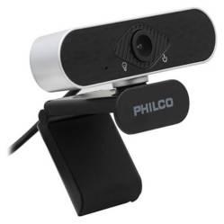Philco - Webcam Philco 1080P 30Fps W1152 Negro