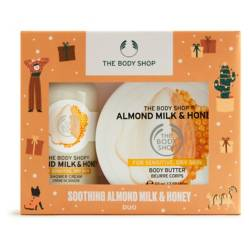 The Body Shop - Set de Regalo Treats Almond Milk & Honey