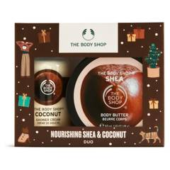 The Body Shop - Set de Regalo Treats Shea Coconut