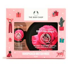 The Body Shop - Set de Regalo Treats British Rose