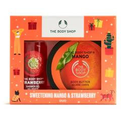 THE BODY SHOP - Set de Regalo Treats Mango Strawberry
