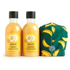 The Body Shop - Set de Regalo Capilar Banana