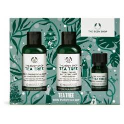 The Body Shop - Set Tea Tree 123