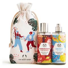 The Body Shop - Set Duo Hair/Body Mists