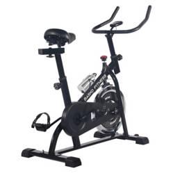 BASKO FITNESS - Bicicleta Spinning Black