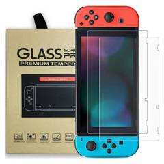 Generico - Glass Mica Nintendo Switch Lamina Templada