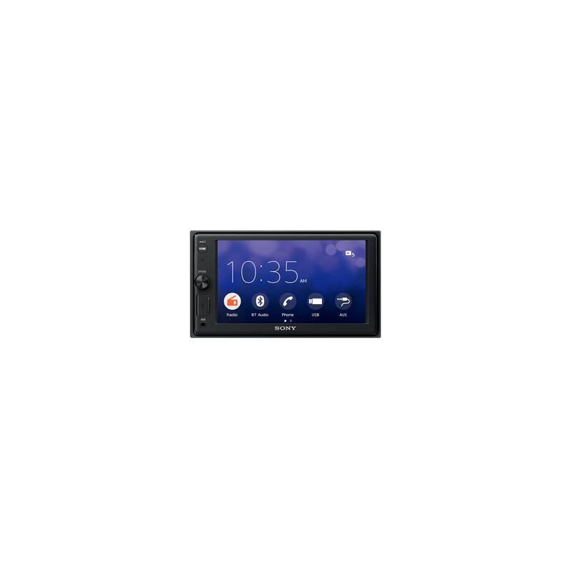 SONY - Receptor Multimedia 62 con Bluetooth XAV-1500