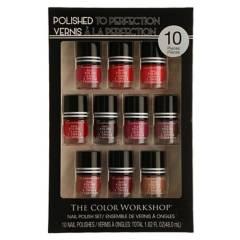 Markwins - Set 10 Esmaltes Polished To Perfection