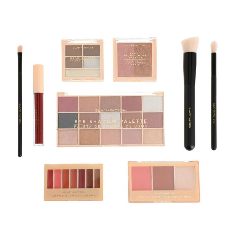 GLAM FACTOR - Set Maquillaje Like a Dream