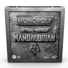 MONOPOLY - Juegos De Mesa Monopoly Mandalorian Star Wars