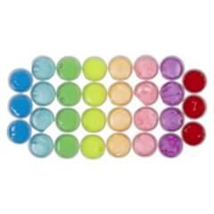 Play Doh - Playdoh Texturas Slime 36 Pk
