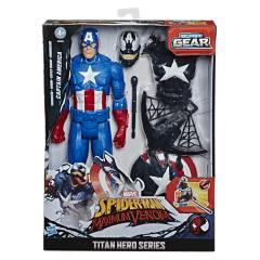 SPIDER MAN - Spd Titan Hero Blast Venomized