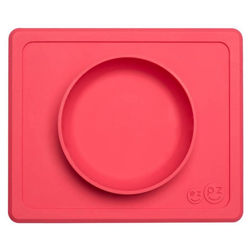 EZPZ - Individual  Plato Ezpz Mini Bowl Coral