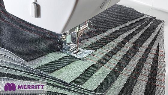 Máquina de coser Merritt