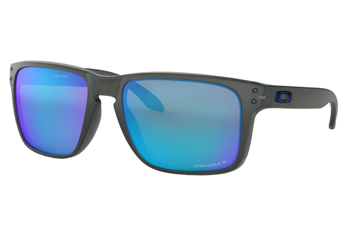 Oakley - Holbrook XL GreySmke w/ PRIZM Sapph Pol