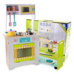 PELLITOS - Cocina Niñas Y Niños Con Mueble