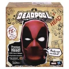 Hasbro - Marvel Legends Deadpool Cabeza Interactiva