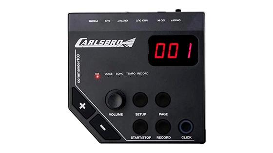 Carlsbro baterias