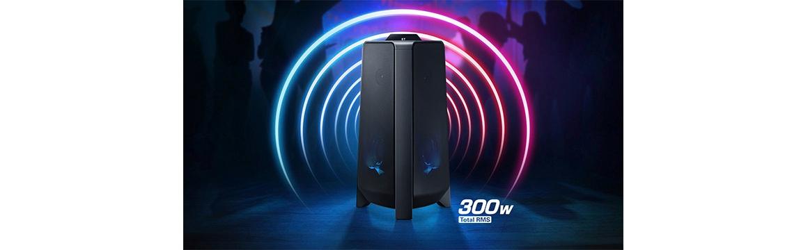 Samsung Sound Tower MX-T40