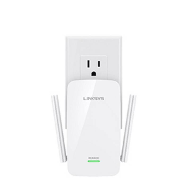 Linksys - Extensor de señal Wireless RE6400 AC1200