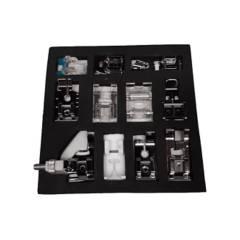 SM - Kit De 11 Prensatelas Para Maq Coser