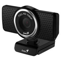 Genius - Webcam Full Hd Genius Ecam 8000 1080P 30 Fps