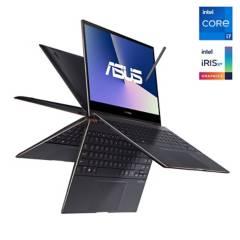 """Asus - Notebook Convertible ZenBook Flip S UX371EA-HR146T Intel Core i7 16GB RAM 512GB SSD 13.3"""""""