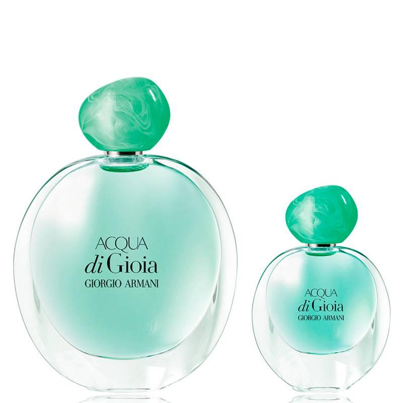 GIORGIO ARMANI - Set Perfume Mujer Acqua Di Gioia 100 ml + 30 ml