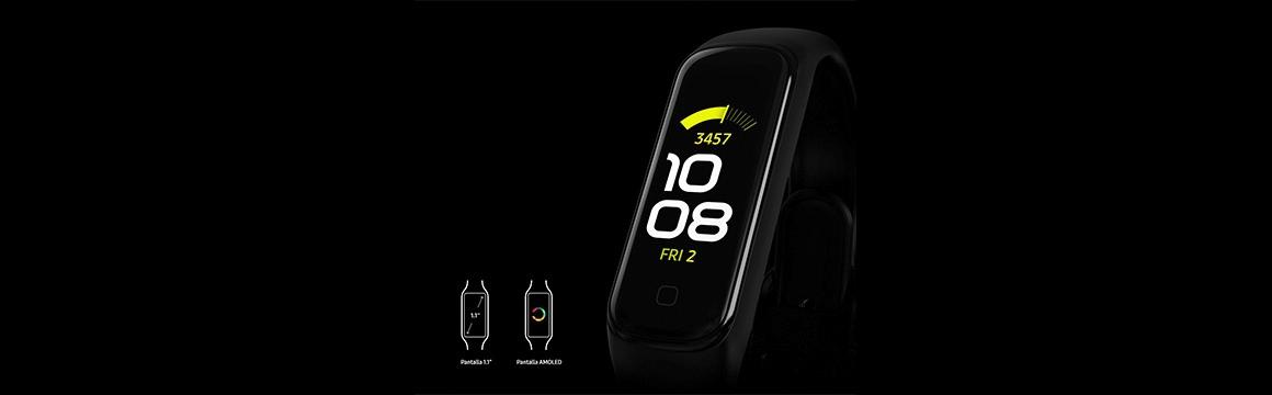 Samsung Galaxy Fit2, 32MB, Negro