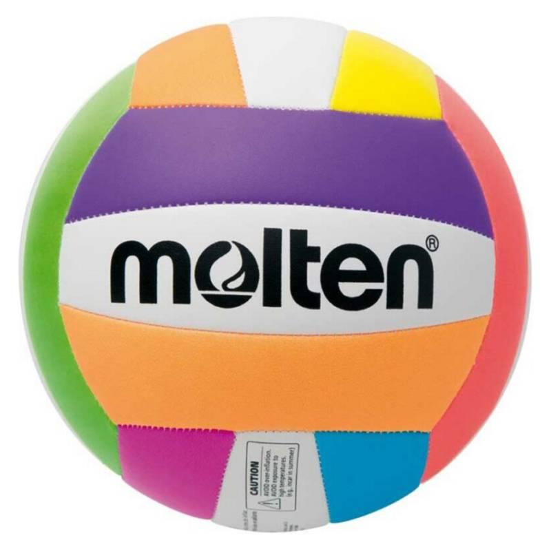 MOLTEN - Balón Volleyball Ms-500 Neón Recreativo